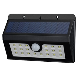 Mpow LED Solarleuchten [3 Intelligente Modi] Mpow 3-in-1 Wireless Wetterfeste Licht Bewegungs Sensor Lampe mit 20 LED für Garten, im Freien usw. -